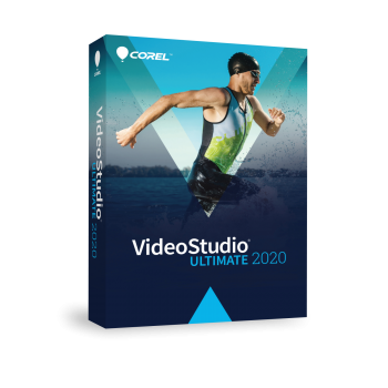 Corel VideoStudio 2020 Ultimate BOX ENG