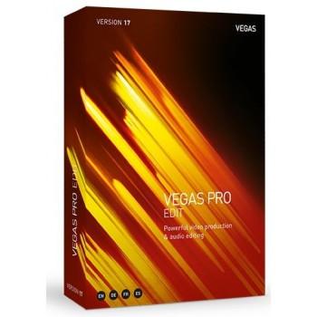 VEGAS Pro Edit 17 - BOX