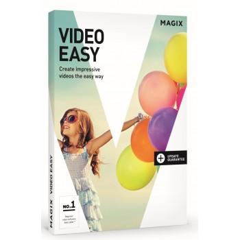 MAGIX Video easy - Box - EN