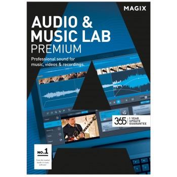 MAGIX Audio & Music Lab Premium - Box - EN
