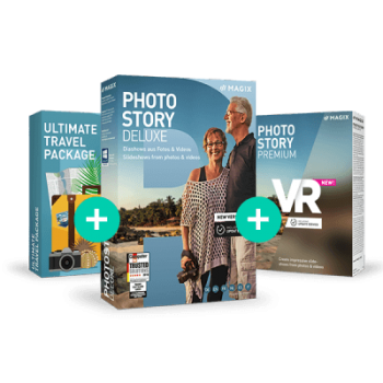 MAGIX Photostory Premium VR (2020) - ESD - cyfrowa