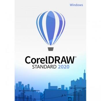 CorelDRAW Standard 2020 MULTI Win