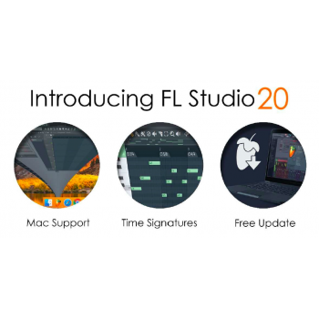 FL Studio 20 Fruity Edition (wersja elektroniczna)