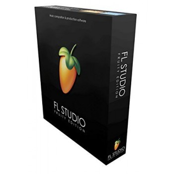 FL Studio 20 Fruity Edition BOX