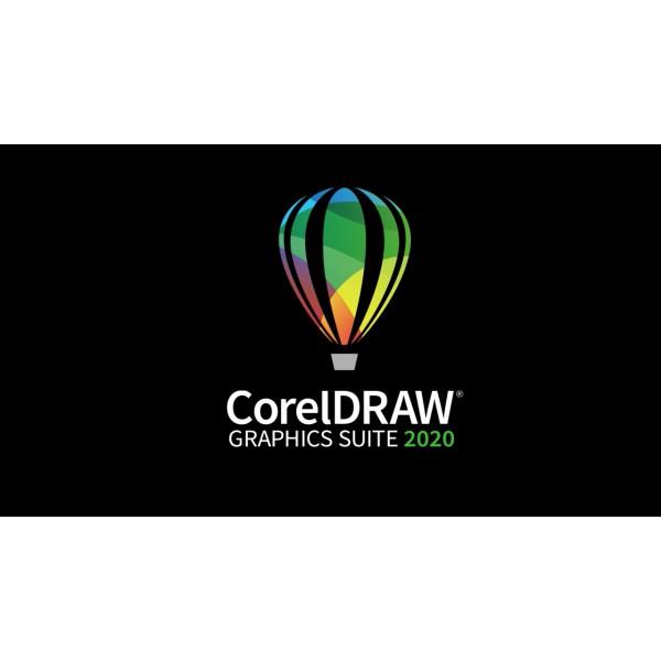 CorelDRAW Graphics Suite Single User 365-Day MAC Subscription