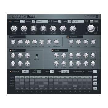 Image Line- Transistor Bass (FL Studio/VST) (wersja elektroniczna)