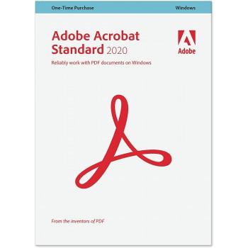 Adobe Acrobat Standard 2020 PL Win Box