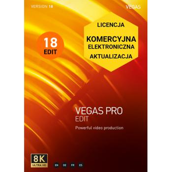 Vegas Pro 18 EDIT (aktualizacja)