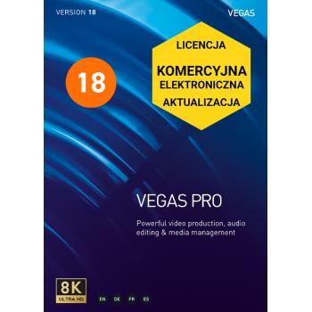 Vegas Pro 18 (aktualizacja)