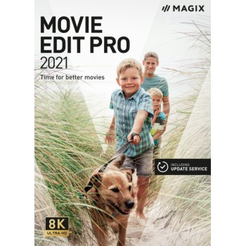 MAGIX Movie Edit Pro (2021) - ESD - cyfrowa - Edu i Gov