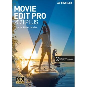 MAGIX Movie Edit Pro Plus (2021) - Box - EN