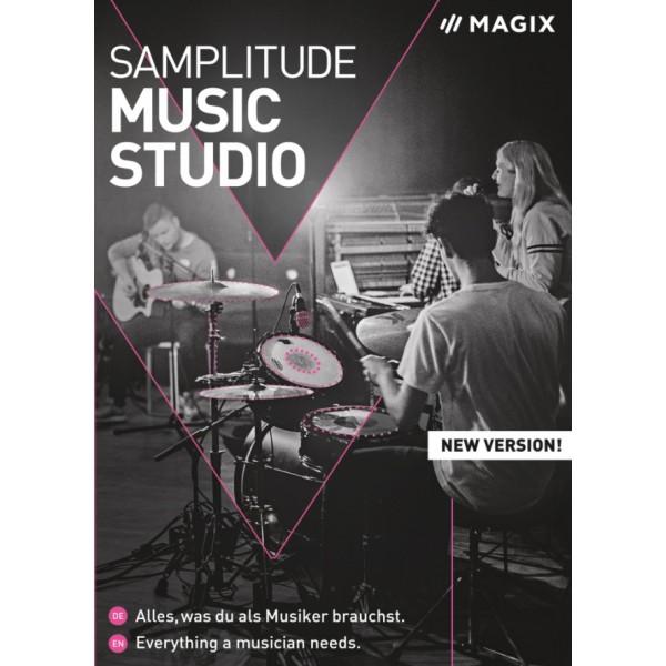 MAGIX Samplitude Music Studio - ESD - cyfrowa