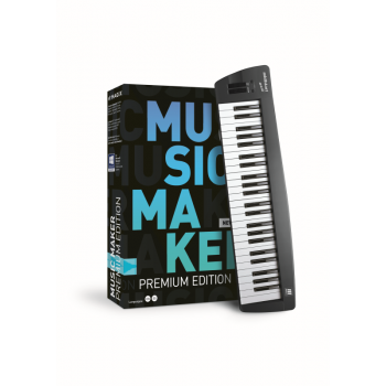 MAGIX Music Maker Control Edition 2021 - Box
