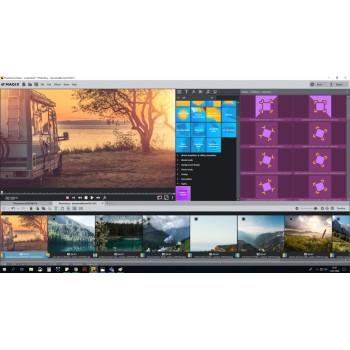 MAGIX Photostory Deluxe (2021) - ESD - cyfrowa - DE/EN/NL/FR