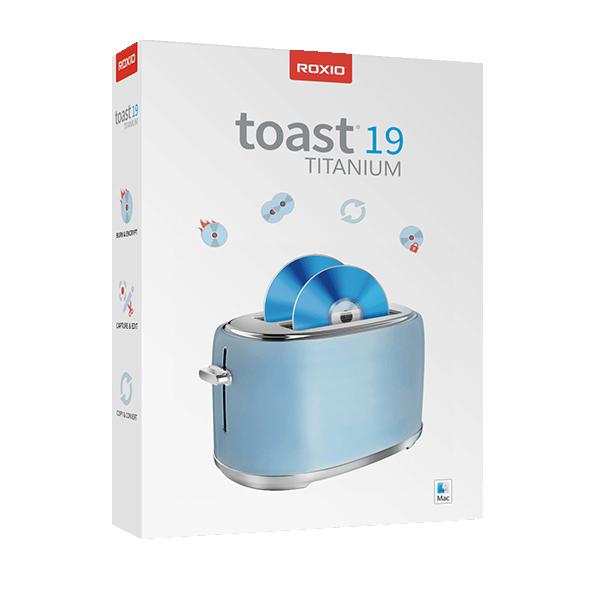 Roxio Toast Titanium 19 Mini Box ENG