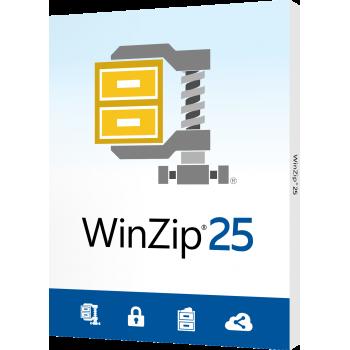 WinZip 25 Std DVD ESD ENG