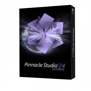 Corel Pinnacle Studio 24 Ultimate ML BOX
