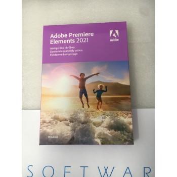 Adobe Premiere Elements 2021 WIN PL BOX