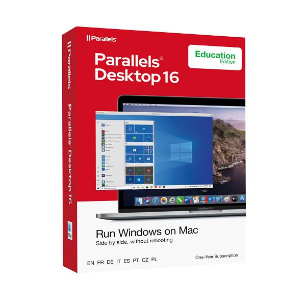 Parallels Desktop 16 for Mac Standard Edition