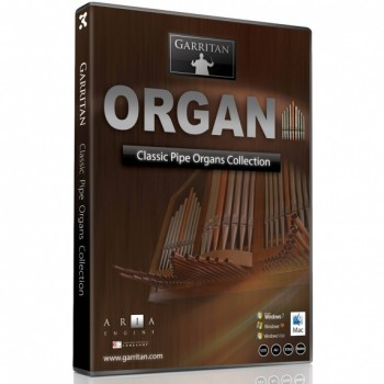 Garritan Classic Pipe Organs