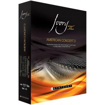 Ivory II American Concert D