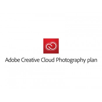Adobe Creative Cloud Photo plan 1TB