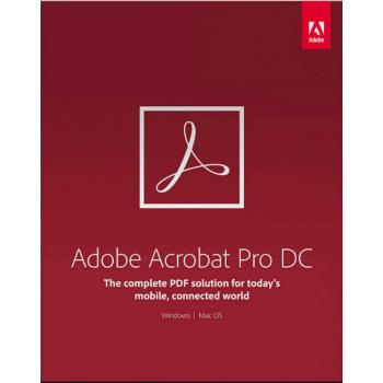 Adobe Acrobat Pro DC PL WIN/MAC