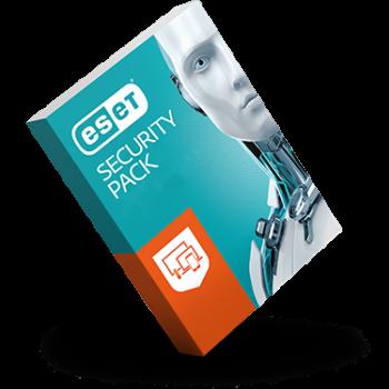 ESET Security Pack 3+3 (3xPC + 3xMobile)