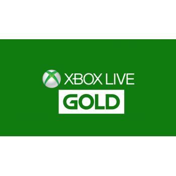 Xbox Live GOLD 12 miesięcy legalny klucz