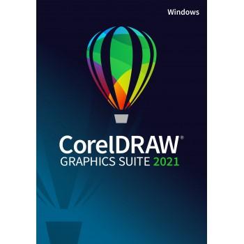 CorelDRAW Graphics Suite 2021 BOX PL NOWOŚĆ