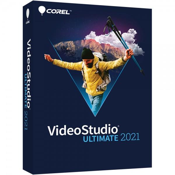 Corel VideoStudio 2021 Ultimate BOX ENG