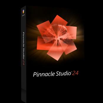 Corel Pinnacle Studio 24 Stardard PL ESD