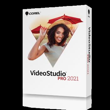 Corel VideoStudio 2021 Pro BOX ENG