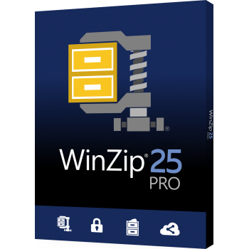 WinZip 25 Pro DVD ESD ENG