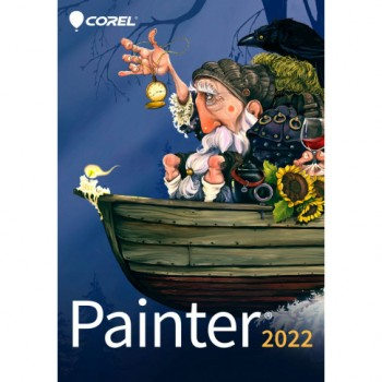 Corel Painter 2022 ENG Elektroniczna