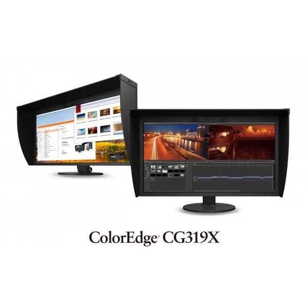 """EIZO Monitor LCD 32"""" CG319X-BK, 4K, ColorEdge, kalibracja sprzętowa, AdobeRGB, 4096x2160"""