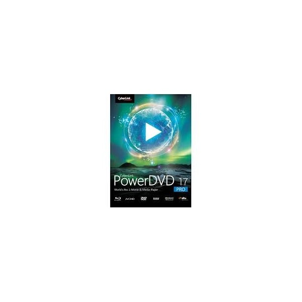 PowerDVD 17 Pro