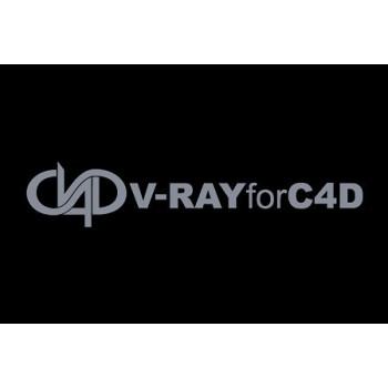 V-Ray 3 dla Cinema 4D Upgrade