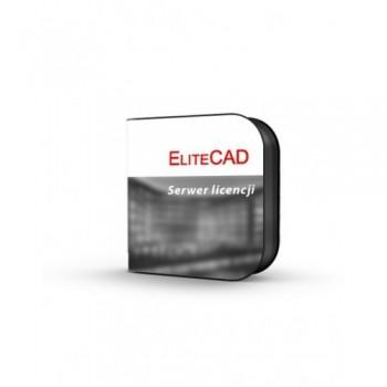 Serwer licencji dla EliteCAD