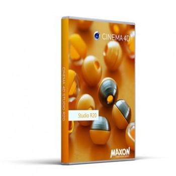 Cinema 4D Studio R20 uaktualnienie z Cinema 4D Prime R20