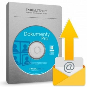 Dokumenty Pro 8 – Licencja elektroniczna – Uaktualnienie