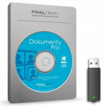 Dokumenty Pro 8 – BOX z kluczem sprzętowym USB