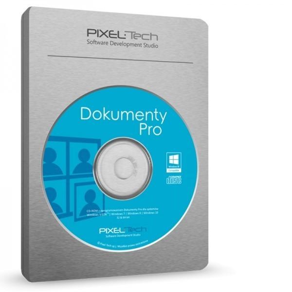 Dokumenty Pro 8 – BOX