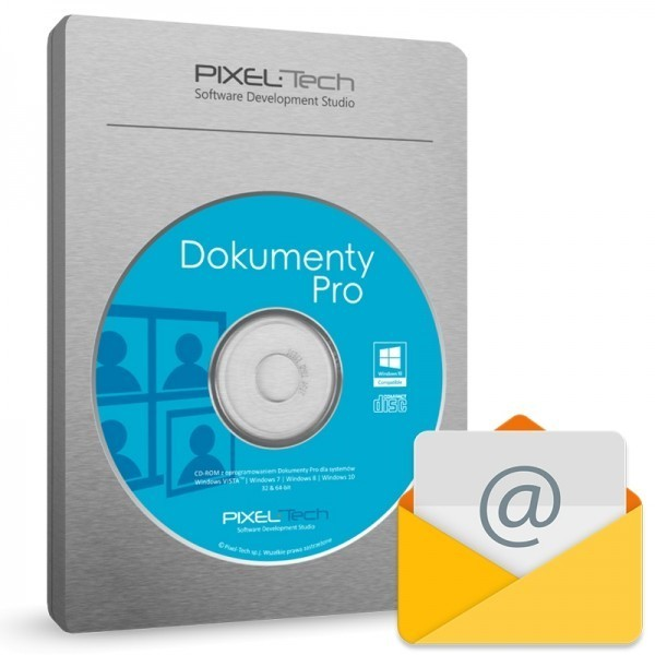 Dokumenty Pro 8 – Licencja elektroniczna