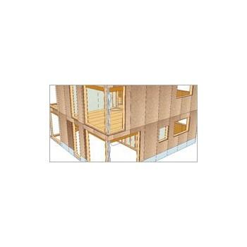 WoodCon 8 Ściana