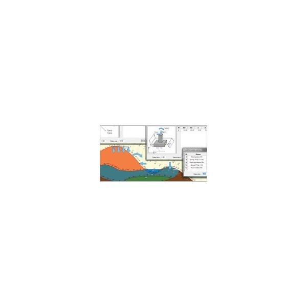 Konstruktor - Stateczność skarp i zboczy PRO