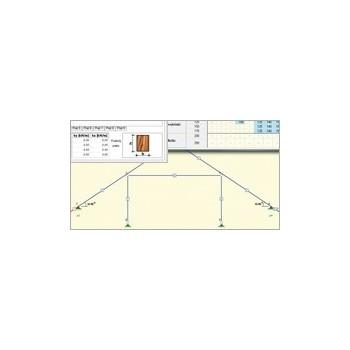 Konstruktor - Wiązary dachowe drewniane