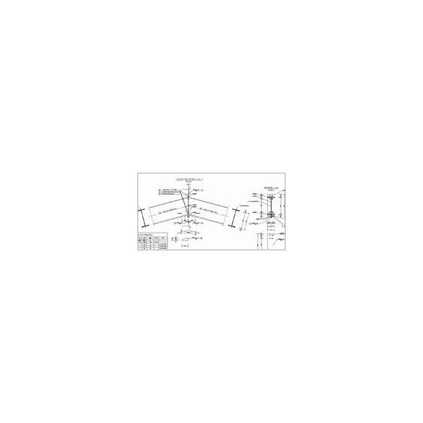 Konstruktor - Rysunki DXF - Połączenia doczołowe