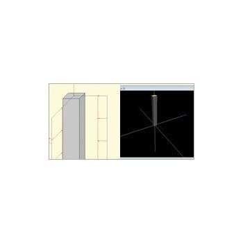 Konstruktor - Słup żelbetowy