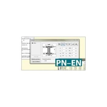 Konstruktor - Belka żelbetowa Eurokod PN-EN